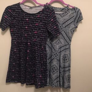 Bundle of 2 Girl's Dresses! Size 14